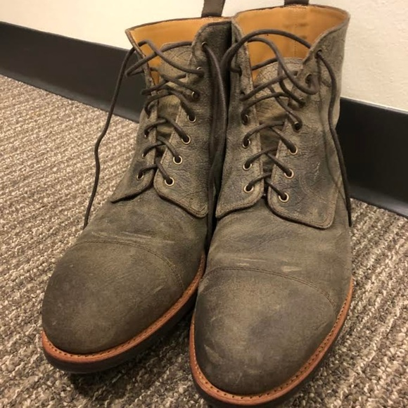 TAFT Other - Dragon Boot by TAFT | Size 12 in London Fog